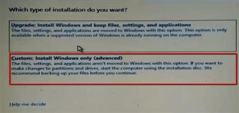 tutorial install windows 10 via flashdisk langkah langkah cara install windows 10 dari bootable