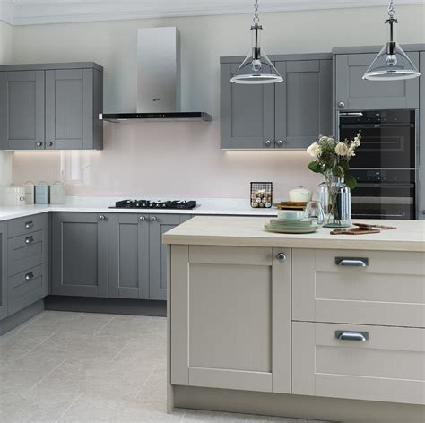 Light Grey Kitchen Light Grey Kitchen Ideas Www Imgkid The Image Kid Has It