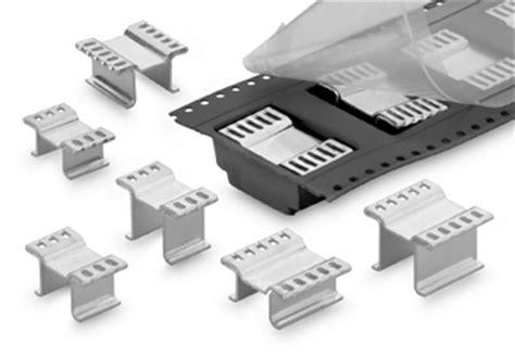 surface mount resistor heat sink smt heatsinks for lfpak fischerelektronik