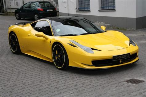 2012 ferrari 458 italia by tc concepts review top speed