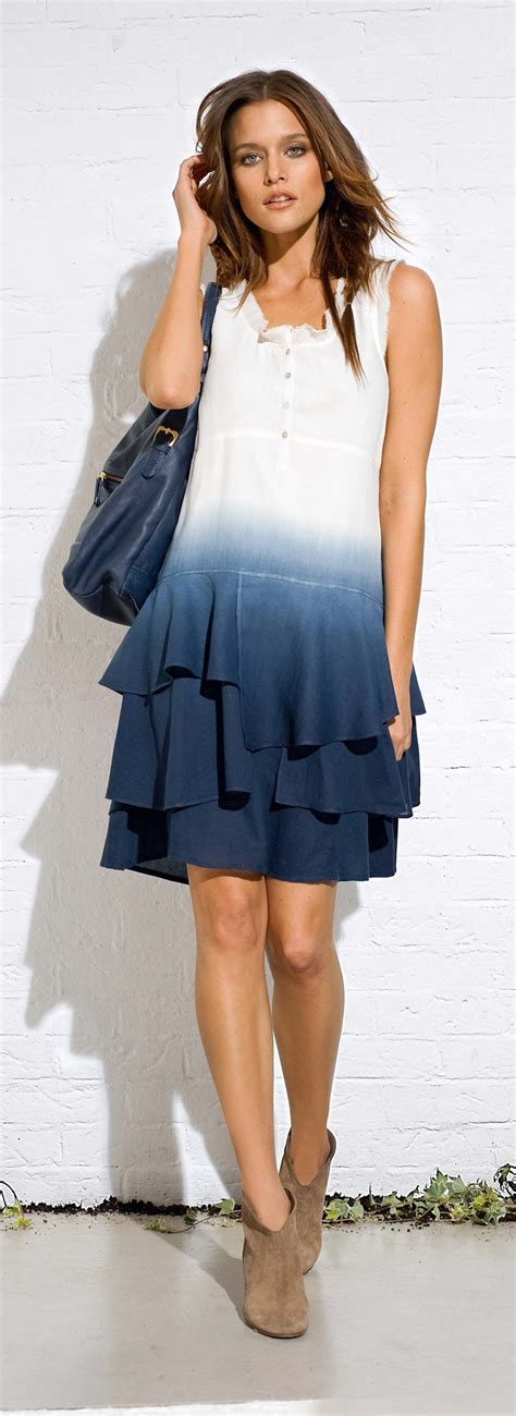 spring 2015 styles for ladies 50 plus ombre dyed dress click to read quot trends for spring