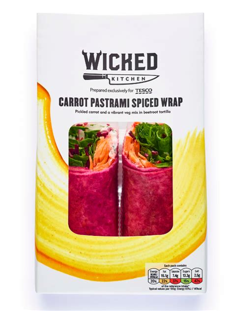 Tescos New Ff Range Just Gets Better by Tesco Launches New Vegan Range Just In Time For