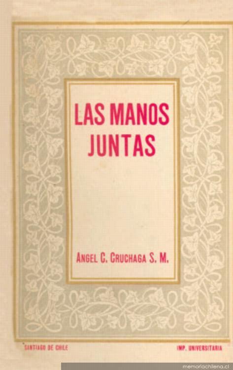 las manos juntas memoria chilena biblioteca nacional de