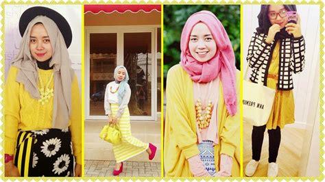 tutorial hijab menggunakan anting pompom 80 gambar terbaru tutorial hijab dengan anting pom pom