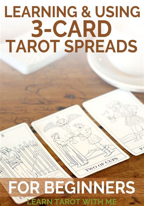 card for beginners 1000 ideas about tarot card spreads on tarot
