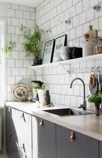 kitchen inspiration ideas white subway tiles 15 ideas for the kitchen backsplash