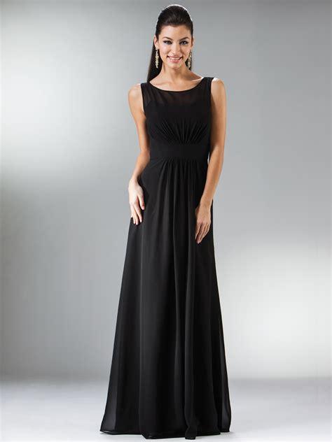 black tie affair sleeveless evening dress sung boutique la