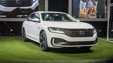 2020 Volkswagen Passat by 2020 Volkswagen Passat Debuts In Detroit Gallery Specs