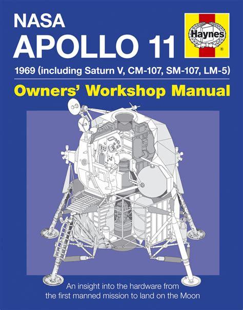 haynes manual  apollo  lunar module wired