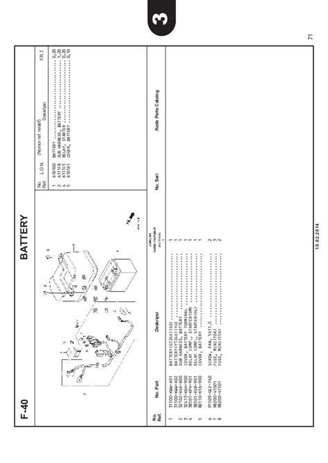 Dispet Depan Vario 110 Fi catalog vario 110 fi