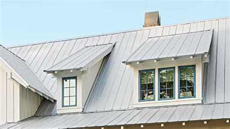 light metal roof the pros and cons of metal roofing southern living