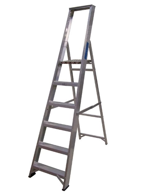 T Max Alumunium Sand Ladder 1 5 M industrial aluminium platform stepladders steps and