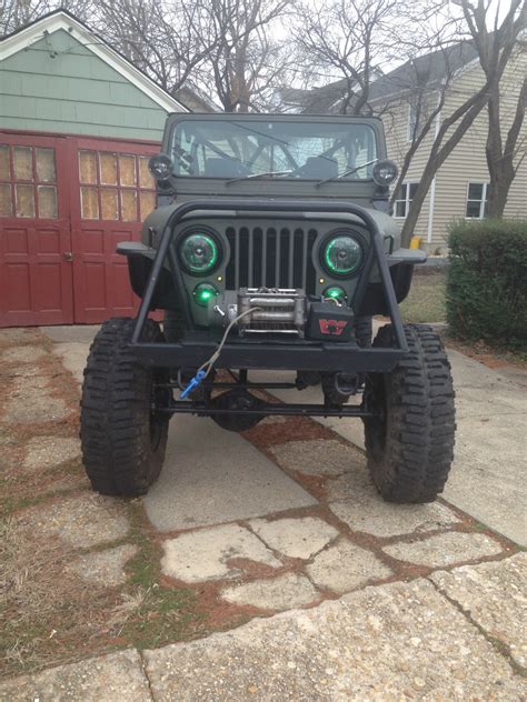 monster jeep cj wrangler cj cj7 monster jeep custom rod rock