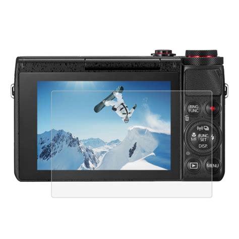 Canon Eos 200d Eos200d Kamera Tempered Screen Protector Puluz sunsky puluz 2 5d curved edge 9h surface hardness