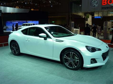 Frs Lights Subaru Brz To Be Priced From About 24 000