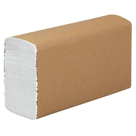 Folded Paper Towels - multi fold paper towels 250 sheets per pack