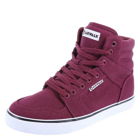 Sepatu Vans Sk8 Hi Maroon Code Evb Premium airwalk s radlee high top shoe payless