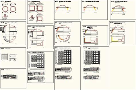 detalle claraboya planos de detalles constructivos de c 250 pulas claraboyas