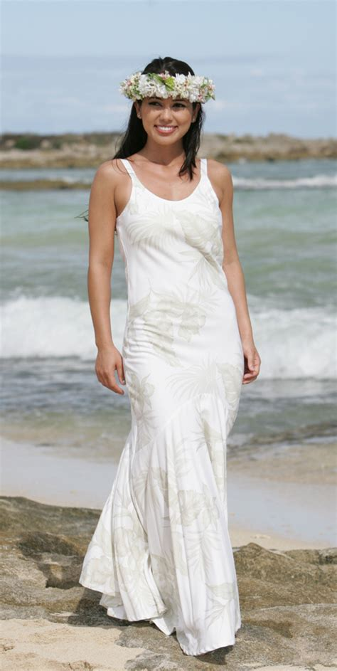 Hawaiian Style Wedding Dresses by Traditional Hawaiian Wedding Dresses Pictures Ideas