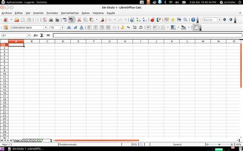 hojas de calculo utiles minifiscalcom apuntes de un usuario ubuntu gnu linux