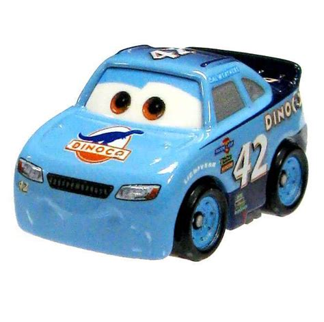 Cars Mini 3 Racers No 1 2 3 4 No 5 disney cars 3 cal weathers die cast mini racer