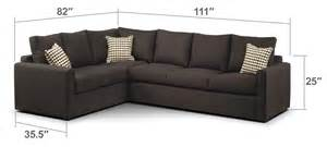 Sofa Bed Leons Athina 2 Right Facing Sofa Bed Sectional