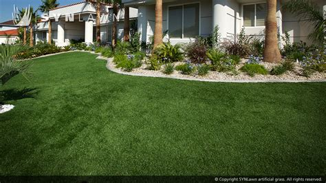 synlawn lawn and landscape installations gallery