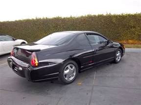 2001 chevrolet monte carlo ss related infomation