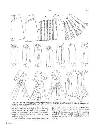dress design draping and flat pattern making 1948 cd vintage dress design 4 book super bonanza 1940s1950s