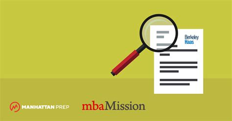 Berkeley Mba Essay by Essay Analysis Archives Gmat