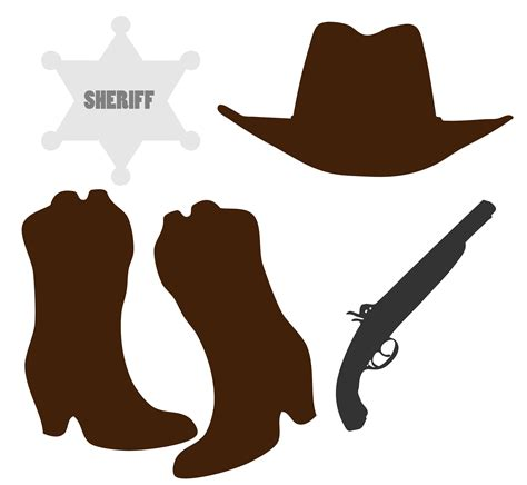 cowboy boot clipart pics for gt cowboy boots and hat clipart