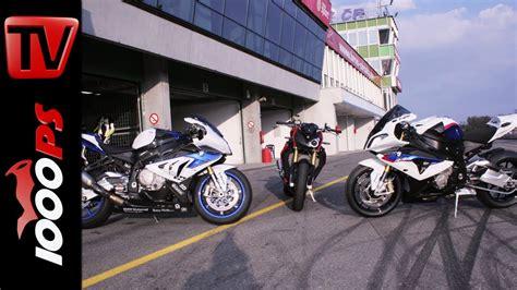 Bmw Motorrad H Ndler O by Video Bmw S 1000 R Vs Bmw S 1000 Rr Vs Bmw Hp4 Mit