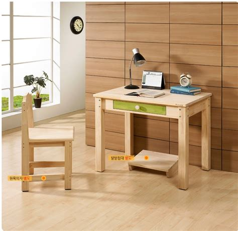 table cheap wood computer desk children study solid home