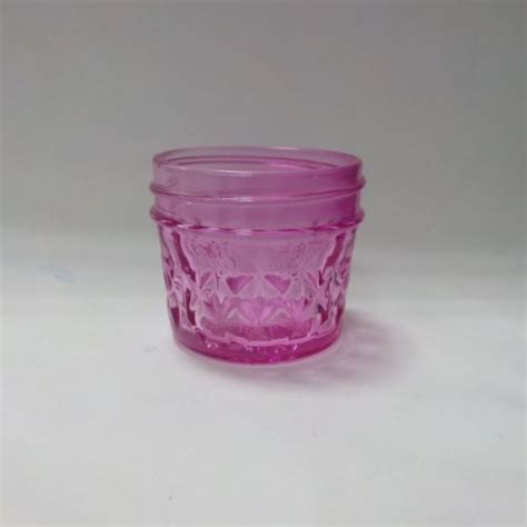Quilted Jars by Aussie Quilted 120ml Jars Lids X 6