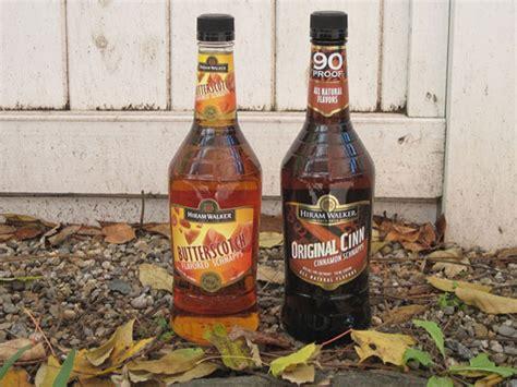 Bottom Shelf Liquor by The Bottom Shelf Hiram Walker Butterscotch