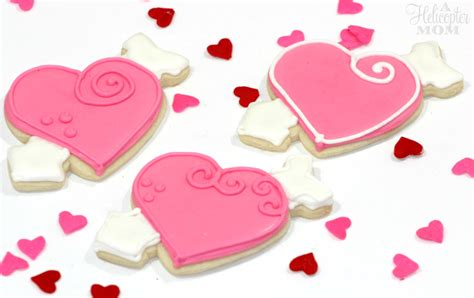 easy valentines cookies s day cookies recipe a helicopter