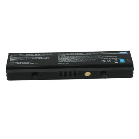 Battery Dell 1440 1525 5200mah battery for dell inspiron 1525 1526 1440 1545 1546