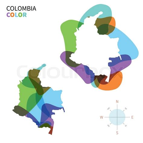 colombia vector map colombia vector map 28 images republic of colombia