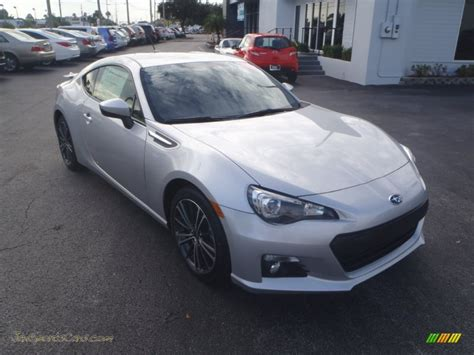 brz subaru silver 2014 subaru brz limited in sterling silver metallic