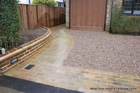 Decorative Gravel Driveway Design And Landscape Centre Driveways