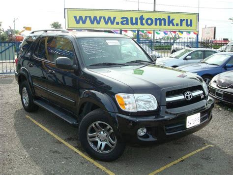 Toyota Sequoias For Sale 2005 Toyota Sequoia For Sale For Sale