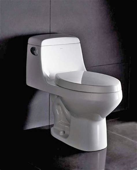 Bathroom Toilet Restroom Wasauna Samara Bathroom Toilet 1 5 Gallon Flush For Eco