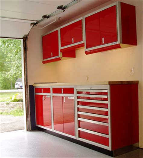 Wood Or Metal Garage Cabinets Metal Cabinets For Garage Storage