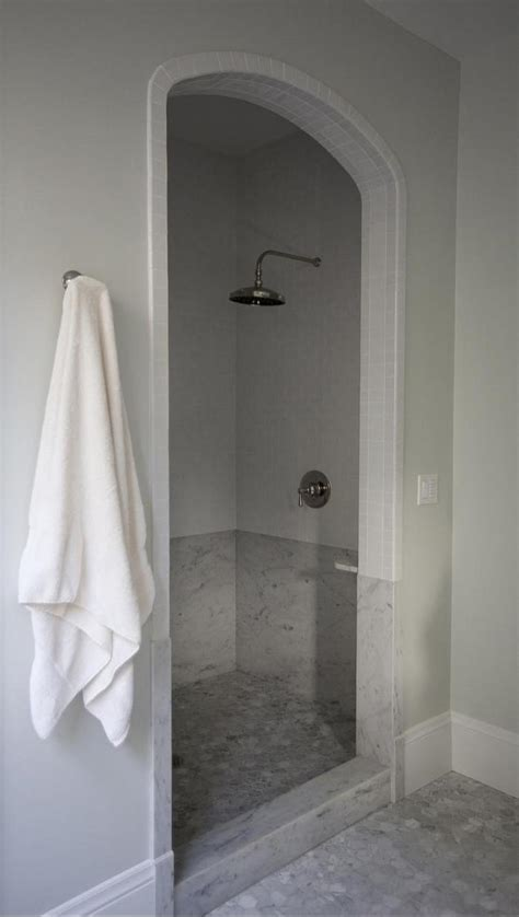 Shower Without Door Or Curtain by Walk In Showers Without Doors Photos