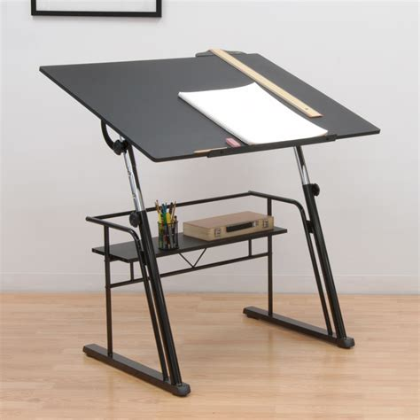 Drafting Table Supplies Studio Designs Zenith Drafting Table Color Black 13340