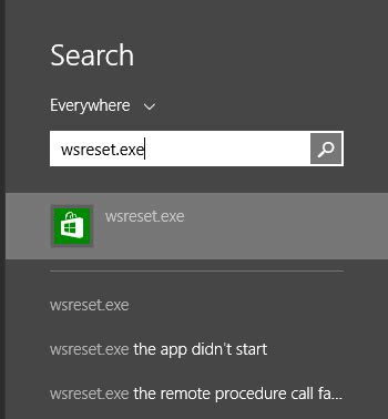 resetting windows store how to reset the windows store cache ghacks tech news