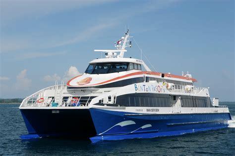 ferry from singapore to bintan our fleet bintan resort ferries