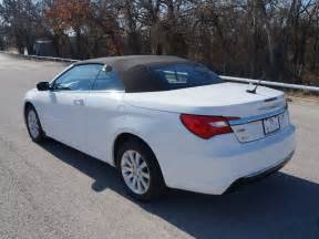 Chrysler For Sale For Sale Used 2012 Chrysler 200 Convertible Tdy Sales 817