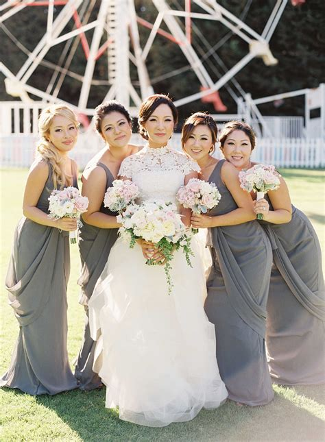 wedding color palette 16 grey wedding d 233 cor ideas inside weddings