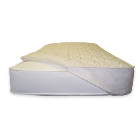 Organic Mattress Pad by Naturepedic Quilted Mattress Topper Mattresses